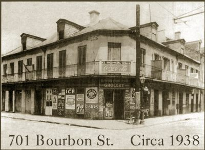 Wedding After-party - Welcome Sites - 701 Bourbon St, New Orleans, LA, United States