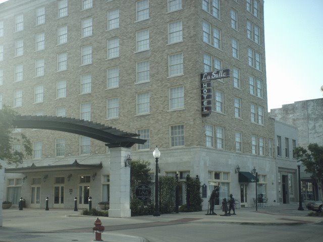The Lasalle Hotel - Hotels/Accommodations - 120 S Main St, Bryan, TX, 77803
