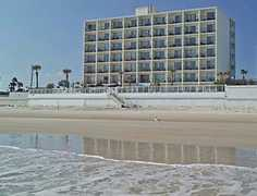 Days Inn Daytona Oceanfront - Hotel - 3357 S Atlantic Ave, Daytona Beach, FL, 32118
