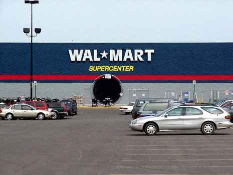 Wal-mart Supercenter - Shopping - 1590 Dunlawton Ave, Port Orange, FL, 32127
