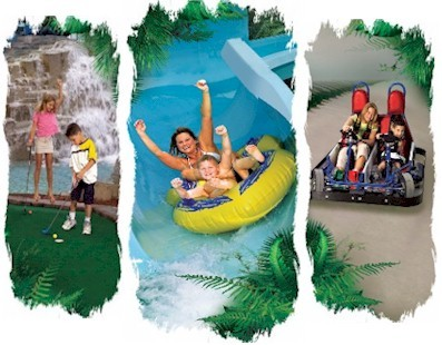 Daytona Lagoon - Attractions/Entertainment - 601 Earl Street, Daytona Beach, FL, United States
