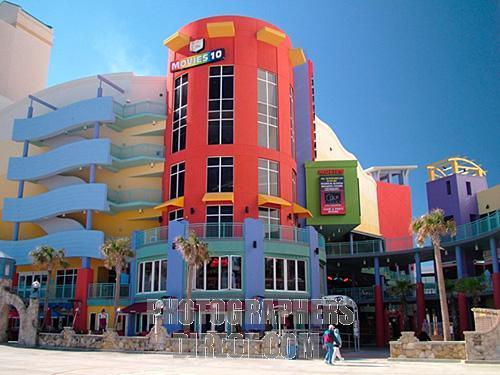 Ocean Walk Shoppes - Attractions/Entertainment, Restaurants - 250 North Atlantic Avenue #201,, Daytona Beach, FL, United States
