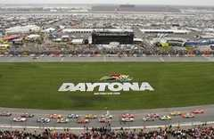 Daytona International Speedway - Daytona International Speedway - 1801 West International Speedway Boulevard, Daytona Beach, FL, United States