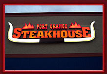 Port Orange Steak House - Rehearsal Lunch/Dinner - 3851 S Nova Rd, Port Orange, FL, 32127