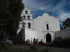 Mission Basilica San Diego De Alcala - Attraction - 10818 San Diego Mission Rd, San Diego, CA, United States