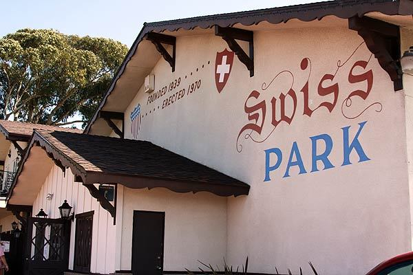 Swiss Park Club - Reception Sites, Ceremony Sites - 2001 Main St, Chula Vista, CA, 91911