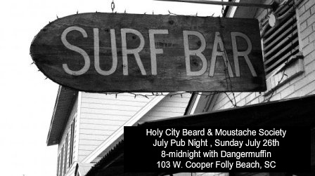 Surf Bar - Restaurants, Bars/Nightife - 103 W Cooper Ave, Charleston County, SC, 29439, US
