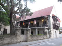 Government House Museum & Visitor's Information Center - Ceremony - 48 King Street, St. Augustine, FL, 32084, United States