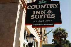Country Inn and Suites - Hotel - 320 Montgomery Street, Savannah, GA, 31401