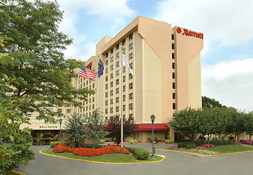New York LaGuardia Airport Marriott Hotel - Hotels/Accommodations, Ceremony & Reception - 102-05 Ditmars Boulevard, East Elmhurst, NY, 11369, USA