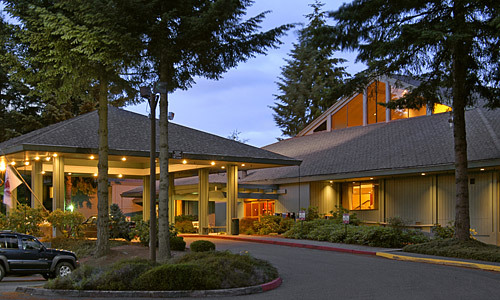 Red Lion Hotel Olympia - Hotels/Accommodations - 2300 Evergreen Park Drive Southwest, Olympia, WA, United States