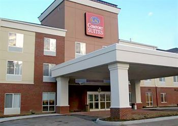 Comfort Suites French Lick - Hotels/Accommodations - 9530 West State Road 56, French Lick, IN, United States