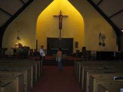 St Mary Catholic Church - Ceremony - 171 S Wood Ave, Peshtigo, WI, United States