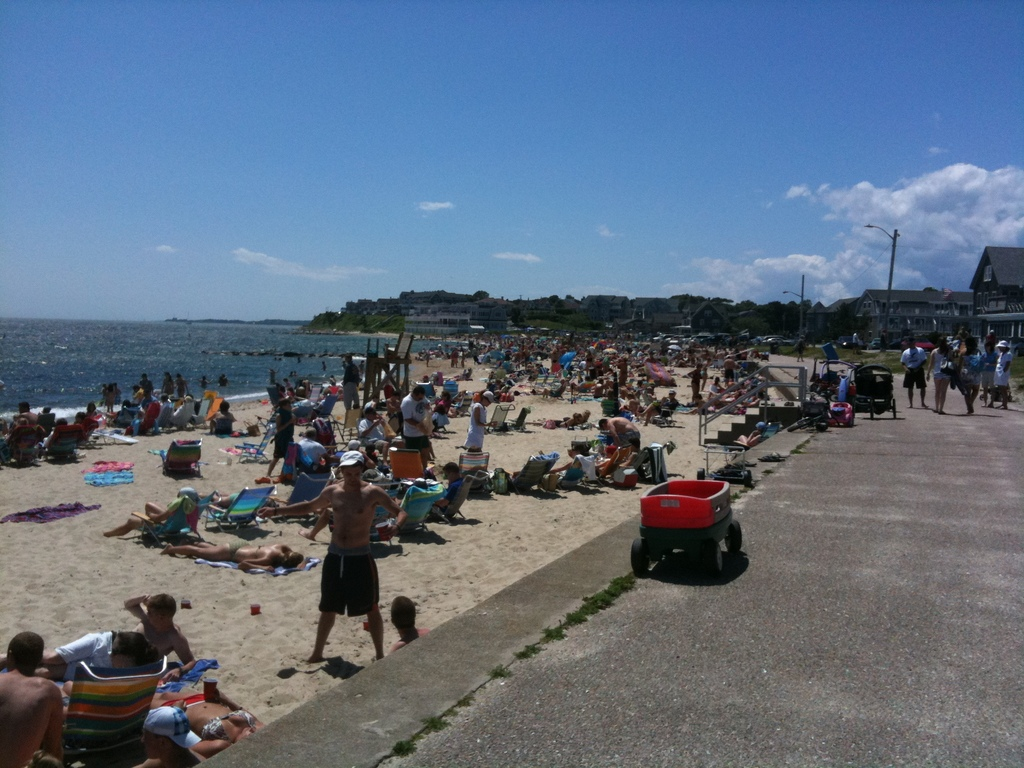 The Heights Beach - Beaches, Attractions/Entertainment - Grand Avenue, Falmouth, MA, United States