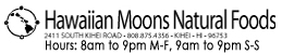 Hawaiian Moons Natural Foods - Shopping - 2411 S Kihei Rd, Kihei, HI, United States