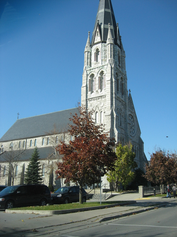 St. Michael's Catholic Church - Ceremony Sites - 296 Church St, Belleville, ON, K8N 3C6