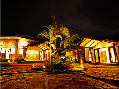 The Blue Leaf Pavillion - Reception Sites - 100 Park Avenue, McKinley Hill Village, Taguig City, Philippines, 1633