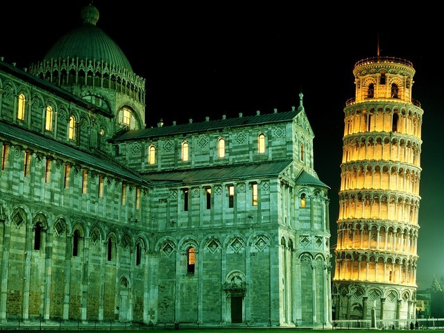 Pisa, Italy - Attractions/Entertainment - Pisa PI, Pisa, Tuscany, IT