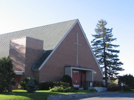 St. Augustine's Church - Ceremony Sites - 1060 Baseline Rd, Ottawa, ON, K2C