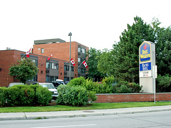 Macies Best Western - Hotels/Accommodations, Reception Sites - 1274 Carling Ave, Ottawa, ON, K1Z