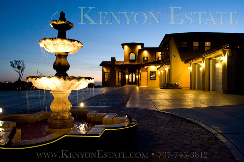 Reception Kenyon Estates - Ceremony Sites, Reception Sites - 351 Kenyon Way, Vallejo, CA, 94589