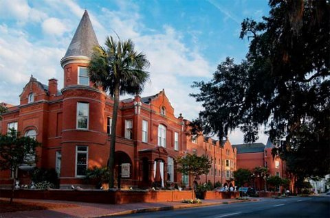 Mansion On Forsyth Park - Hotels/Accommodations, Brunch/Lunch, Reception Sites, Attractions/Entertainment - 700 Drayton St, Savannah, GA, 31401