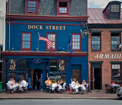 Dock Street Bar & Grill - Bars/Nightife - 136 Dock St, Annapolis, MD, United States