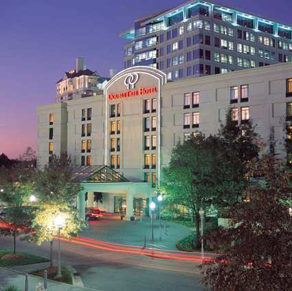 Doubletree Hotel - Buckhead - Hotels/Accommodations - 3342 Peachtree Road Northeast, Atlanta, GA, United States