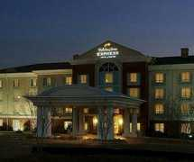 The Holiday Inn Express - Hotel - 1036 Woodruff Rd, Greenville, SC, 29607