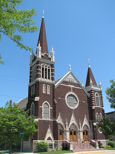 Cathedral Of Mary Of The Assumption - Ceremony Sites - 615 Hoyt Ave, Saginaw, MI, 48607