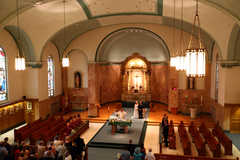 St Augustine of Hippo Catholic Church - Ceremony - 2530 S Howell Ave, Milwaukee, WI, 53207