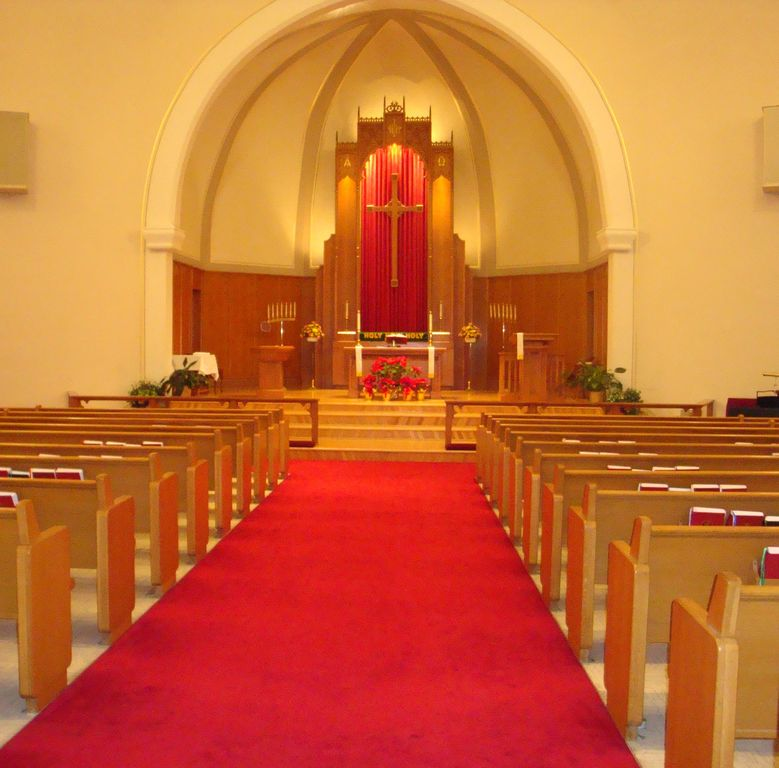 Friedens Evangelical Lutheran Church - Ceremony Sites - 5038 19th Ave, Kenosha, WI, United States