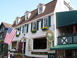 Clarke Cooke House Restaurant - After Party Sites, Restaurants - 1 Bannister's Wharf, Newport, RI, 02840