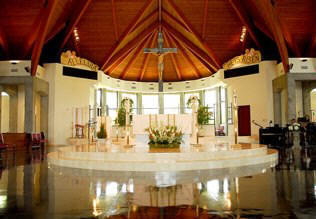 St Rita Catholic Church - Ceremony Sites - 137 Moll Drive, Santa Rosa Beach, FL, United States