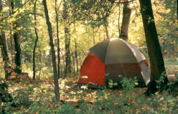 Peninsula State Park Campgrounds - Hotels/Accommodations, Honeymoon - Fish Creek and Ephraim, WI, United States
