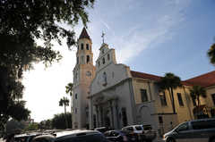 Cathedral Basilica - Ceremony - 35 Cathedral Pl, St Augustine, FL, 32084, USA