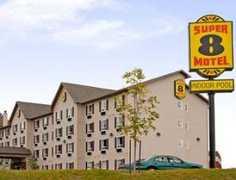 Super 8 Hotel - Hotel - 175 Higgins Line, St John's, NL, A1B 2K7, Canada