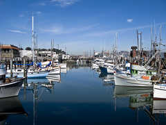 Fisherman's Wharf - Attraction - Fishermans Wharf, San Francisco, CA, US