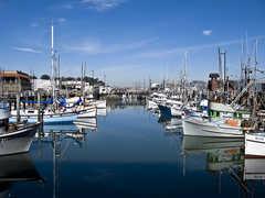 Fisherman's Wharf - Attraction - Fishermans Wharf, San Francisco, CA, US
