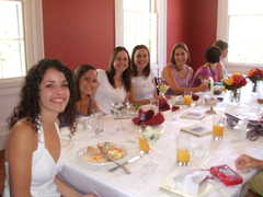 The Wickliffe House - Bridesmaids Brunch - 178 Ashley Avenue, Charleston, SC, 29403, USA