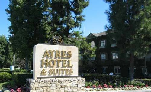Ayres Hotel & Suites Costa Mesa/newport Beach, California - Hotels/Accommodations, Ceremony Sites, Reception Sites - 325 Bristol Street, Costa Mesa, CA, United States