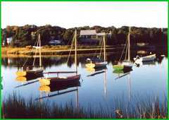 West Falmouth Town Dock/ ウエストファルマスの船だまり - Attraction - 50 Old Dock Road, West Falmouth, MA