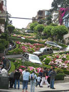 Lombard Street - Attraction - 1000 Lombard St, San Francisco, CA, USA