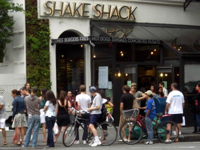 Shake Shack - Restaurants - 366 Columbus Ave, New York, NY