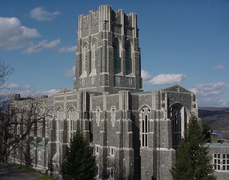Cadet Chapel - Attractions/Entertainment, Ceremony Sites - West Point, NY, United States