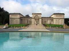 Legion of Honor Museum - Museum - 100 34th Avenue, San Francisco, CA, 94124, United States