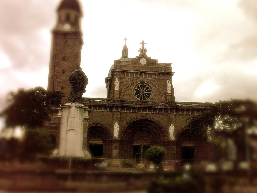 Manila Cathedral - Ceremony Sites - Cabildo corner, Beaterio, Manila, NCR, Philippines