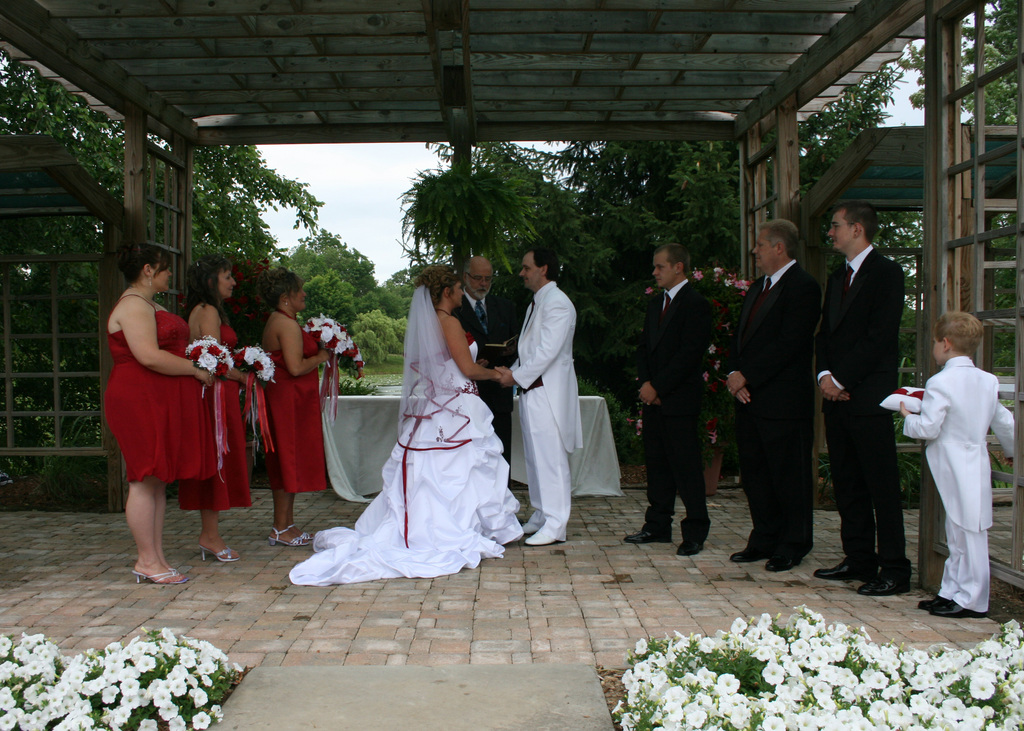 Rick & Jen's Wedding! - Ceremony Sites, Reception Sites - Loudonville, OH