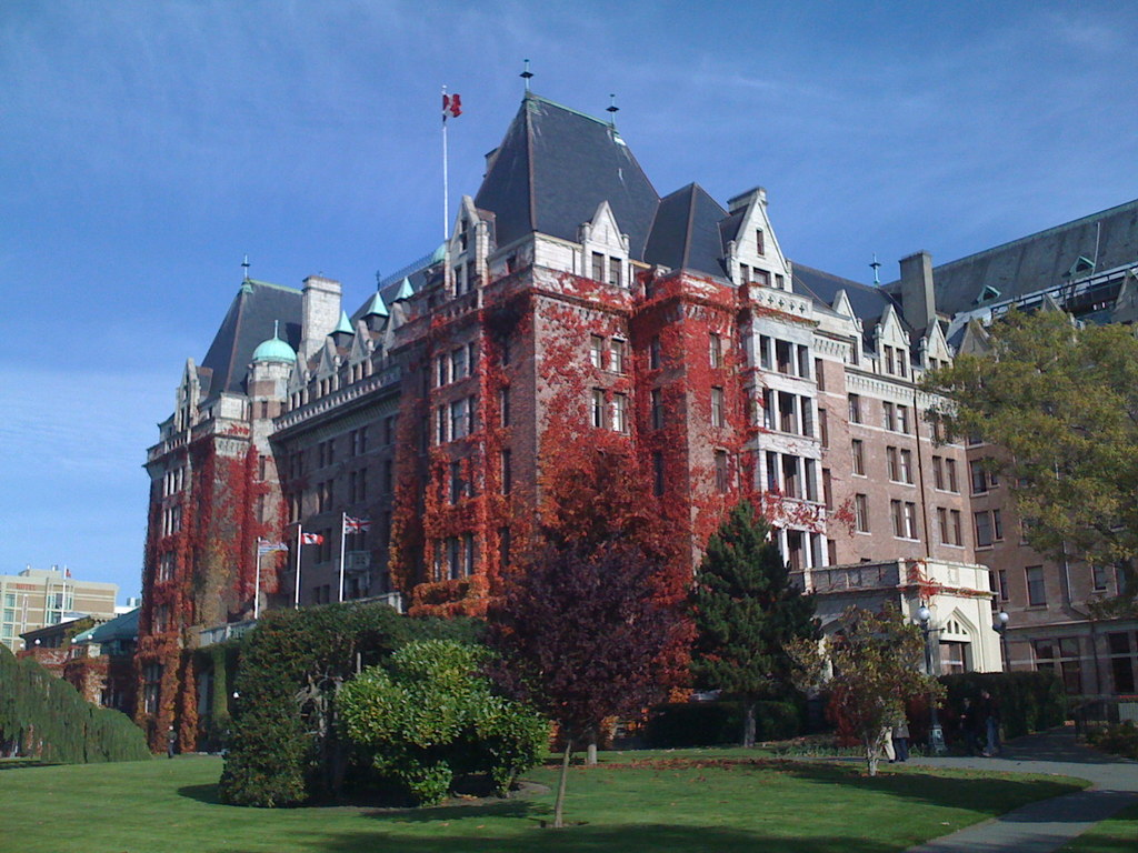 The Fairmont Empress - Hotels/Accommodations, Attractions/Entertainment - 721 Government Street, Victoria, BC, Canada