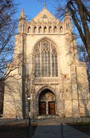 Princeton University Chapel - Ceremony Sites - 53 University Place, Princeton, NJ, 08544